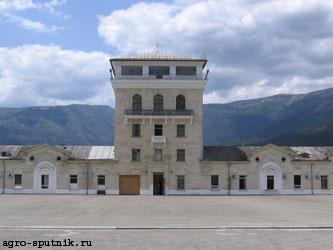 завод Массандра в Крыму