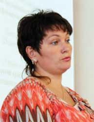 Фермер Евгения Юрченко