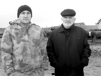 Гуртоправы: Магомед Омаров и Ибрагим Омаров