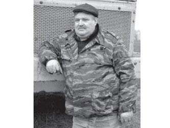 механизатор А.В.Демьянов