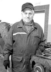 Механизатор Иван Кейбал