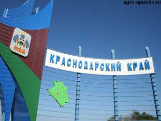 Краснодарский край возглавил рейтинг регионов
