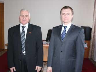 Иван Петренко и Михаил Петров