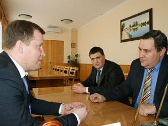 Руководство Краснодарского филиала ОАО «Россельхозбанк»