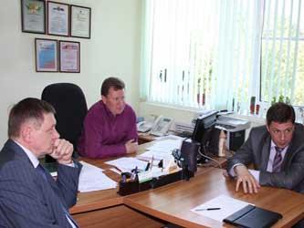 Игорь Лобач, Андрей Пальчун и Олег Назаренко