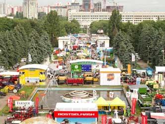 Агропромышленная выставка Украины Агро - 2014