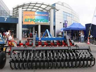 Агропромышленная выставка-ярмарка Агрорусь-2012