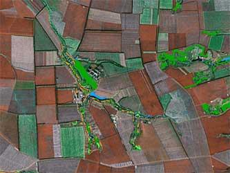 карты аэросъемки