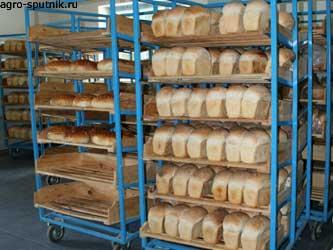 хлеб - социальный кирпичик