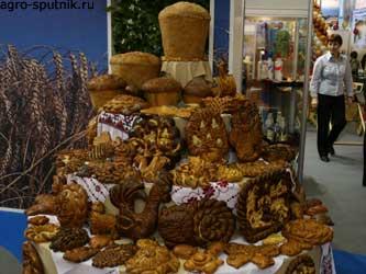 выставка хлеба