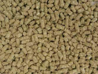 Производство гранулированного комбикорма
