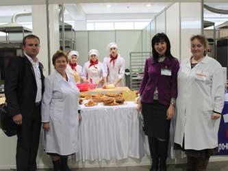 мастер-класс пекарей