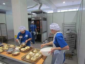 соревнование пекарей СКФО и ЮФО