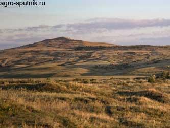 пастбища Краснодарского края