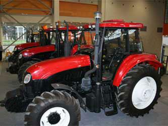новые тракторы