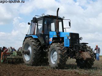 российская сельхозтехника